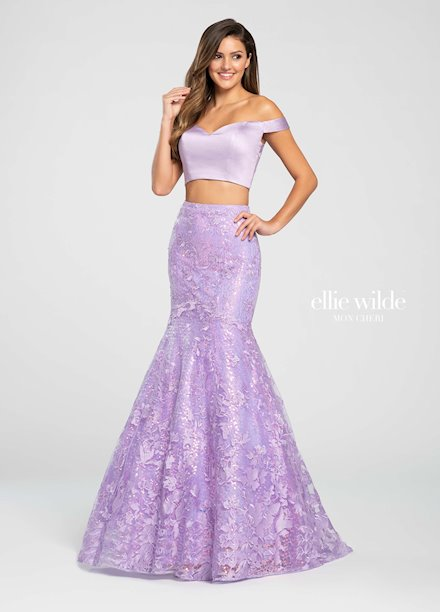 Two Piece Prom Dresses 2 Piece Prom Gowns