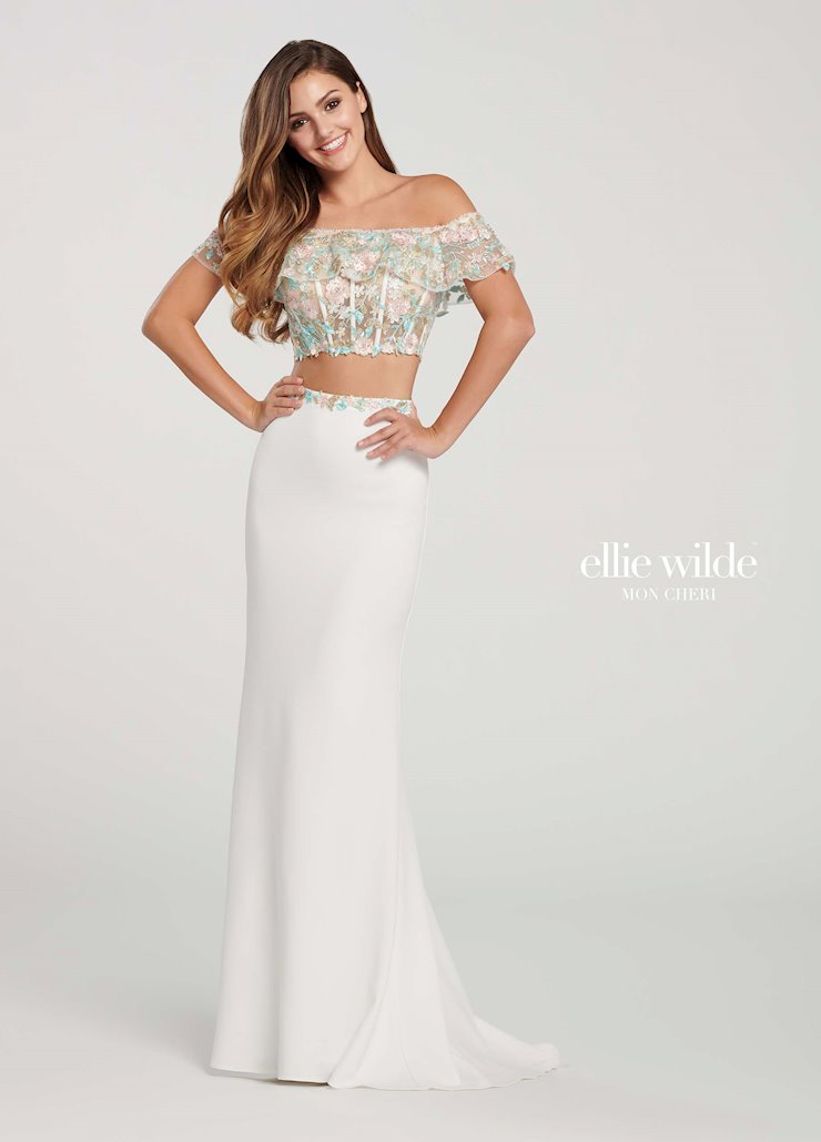 Ellie Wilde Prom Dresses EW119012