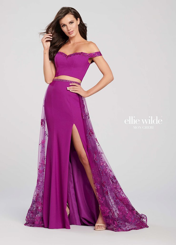 Ellie Wilde Prom Dresses Style #EW119034