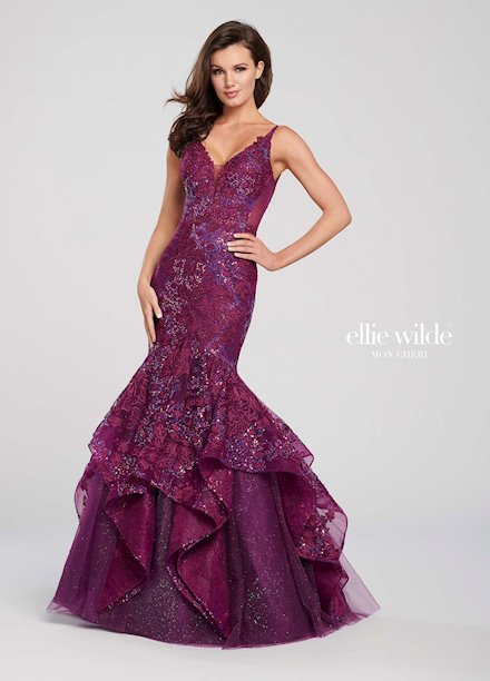 Purple Prom Dresses And Gowns