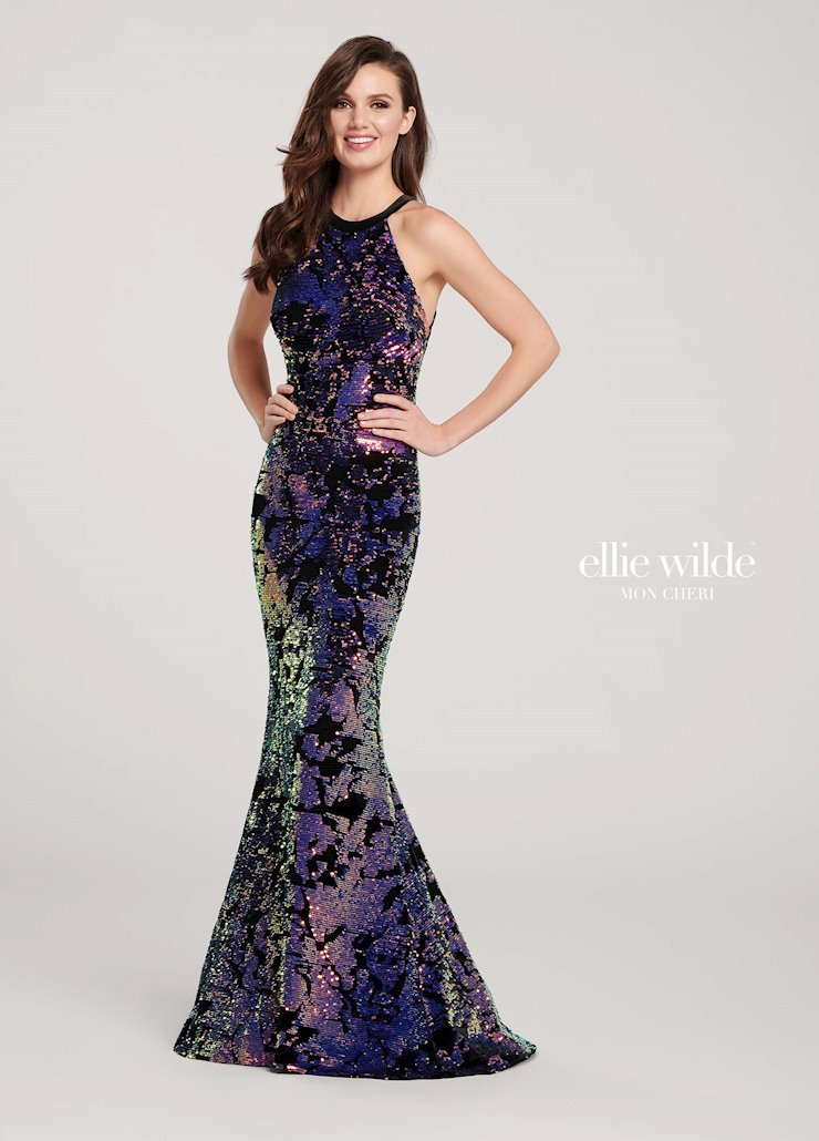 Ellie Wilde Prom Dresses Style #EW119040