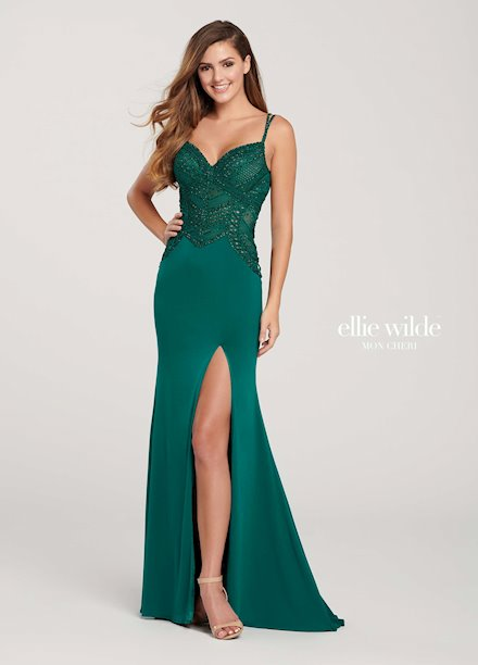 Sexy Green Formal Dress