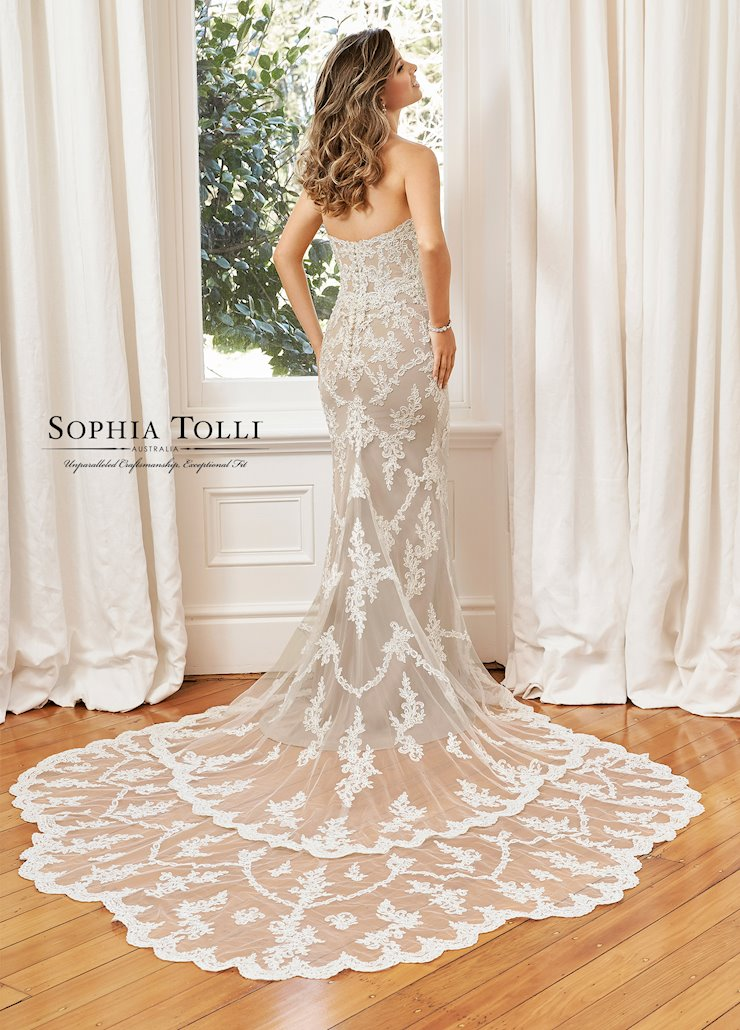Sophia Tolli Style #Y11946B