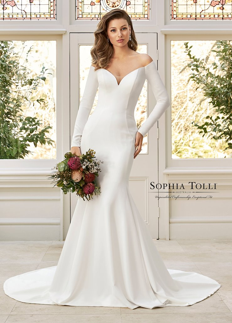 Sophia Tolli Style #Y11962