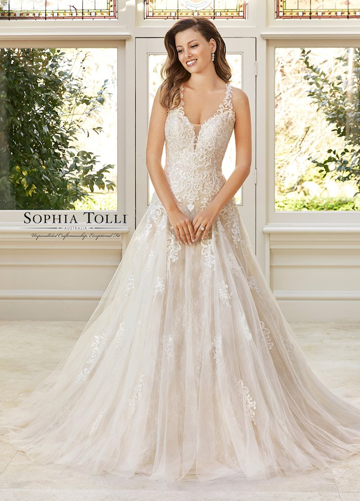 Sophia Tolli Style #Y11963