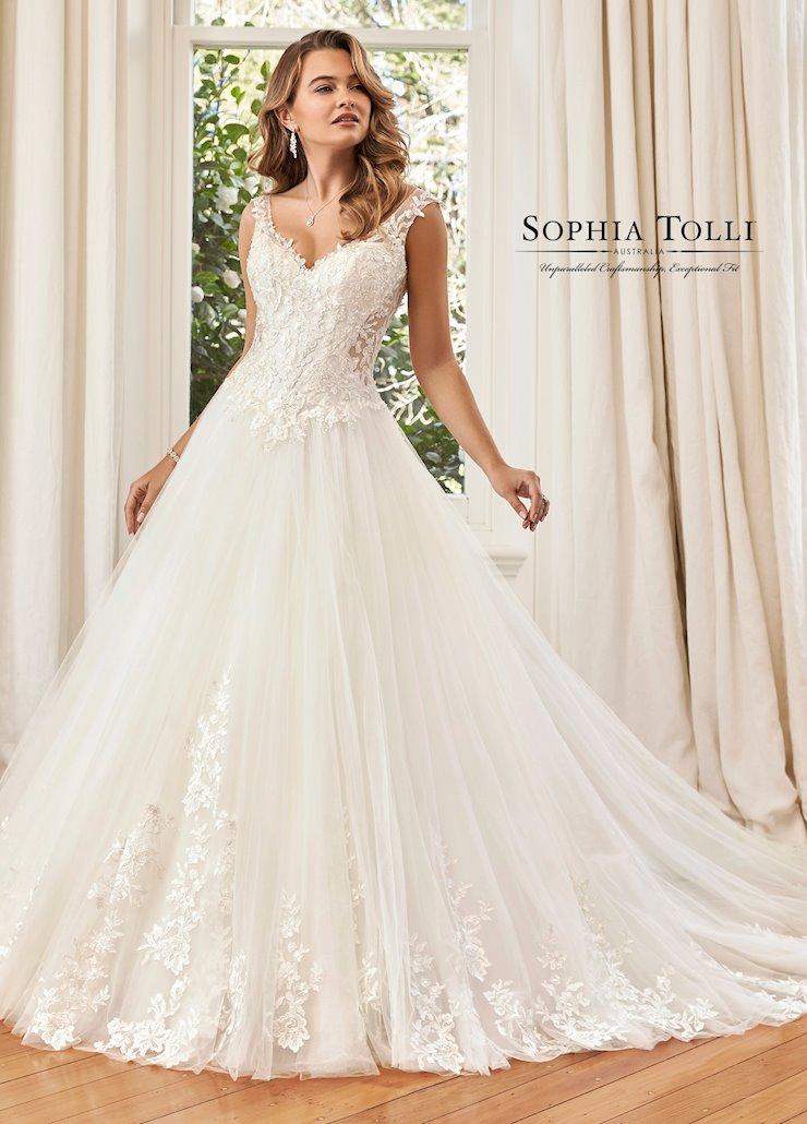Sophia Tolli Style #Y11965B