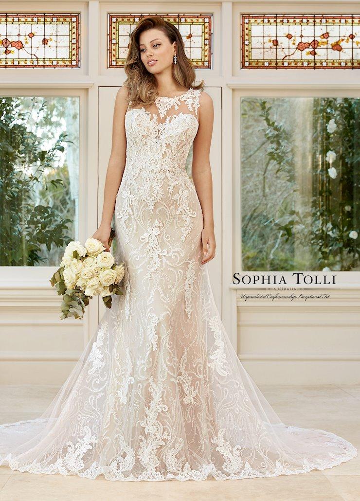 Sophia Tolli Style #Y11969