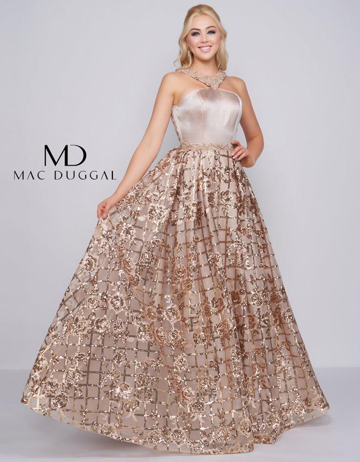 Ballgowns by Mac Duggal 40887H