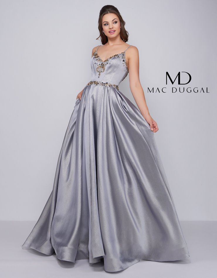 Ballgowns by Mac Duggal 40890H