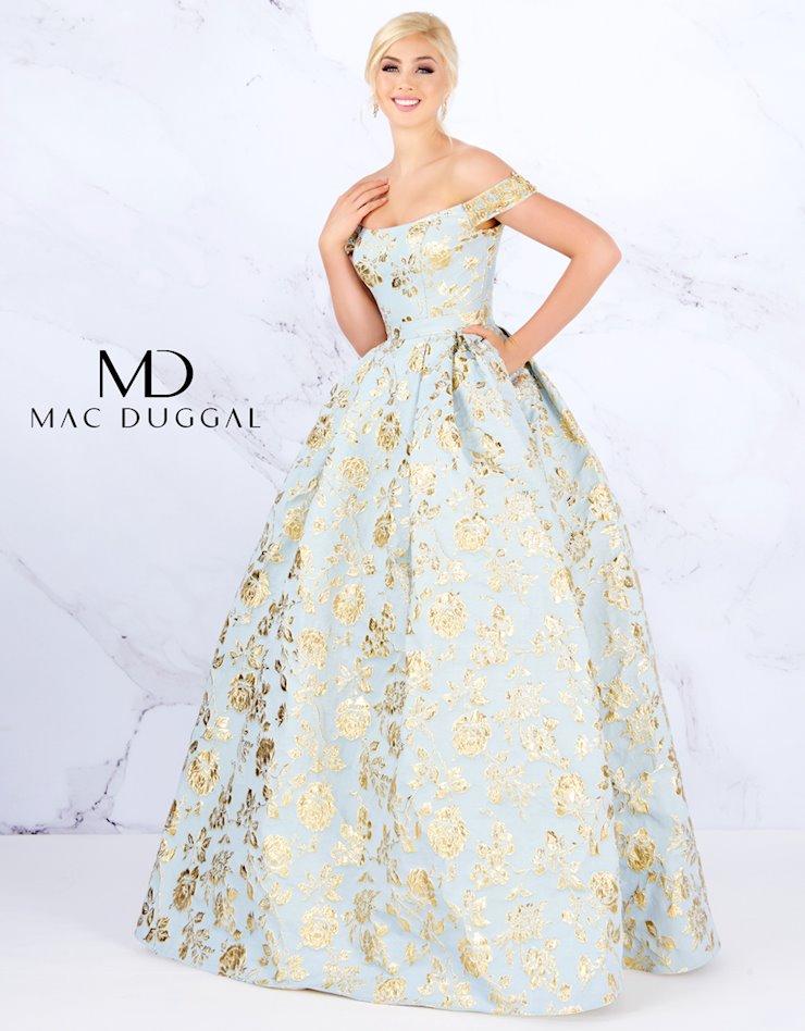 Ballgowns by Mac Duggal 40893H