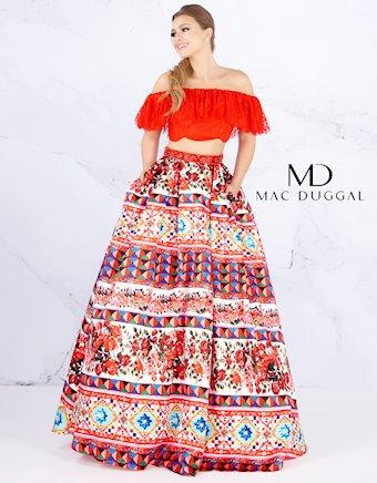 Ballgowns by Mac Duggal Style #40901H
