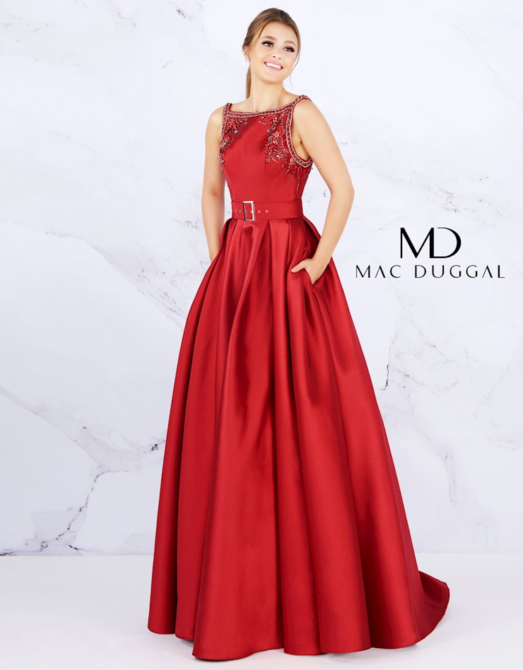 Ballgowns by Mac Duggal 50509H