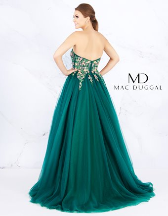 Ballgowns by Mac Duggal 50523H