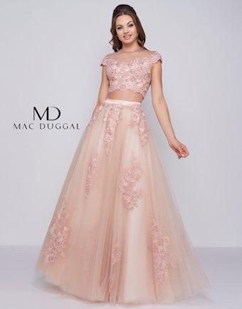 Ballgowns by Mac Duggal 50524H