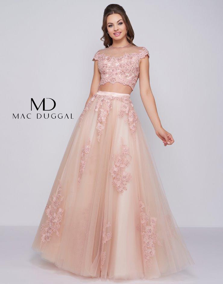 Ballgowns by Mac Duggal Style #50524H