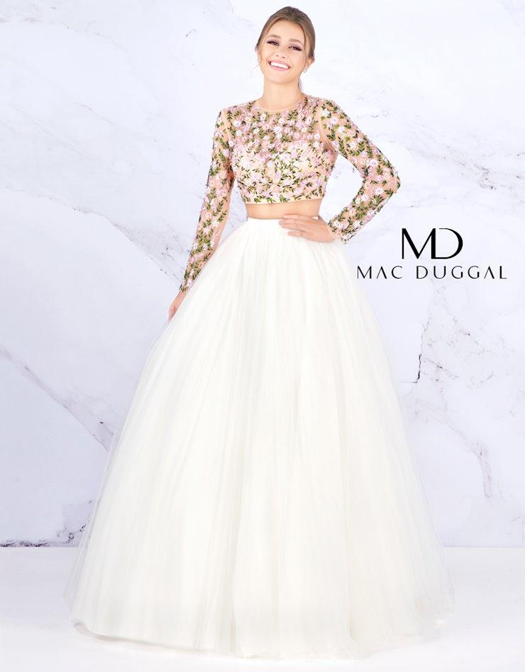 Ballgowns by Mac Duggal Style #50526H