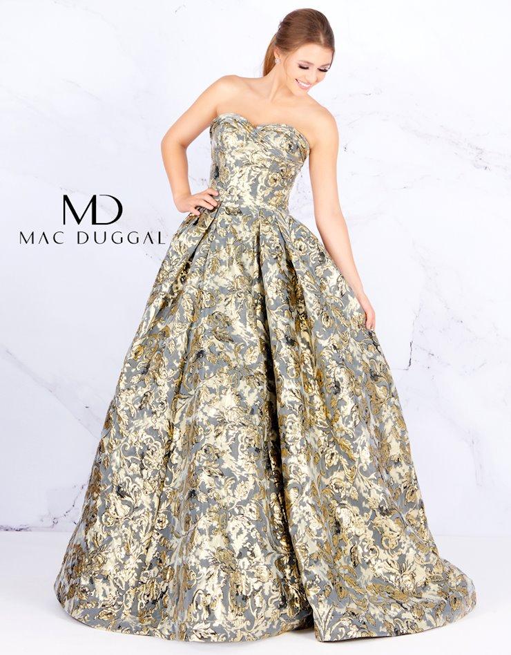 Ballgowns by Mac Duggal Style #66222H