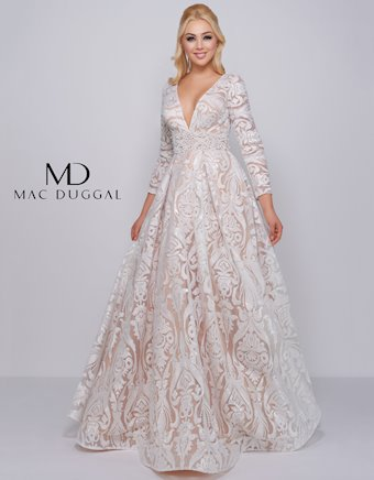 Ballgowns by Mac Duggal Style #66334H