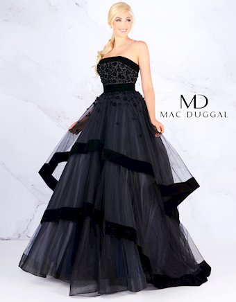 Ballgowns by Mac Duggal Style #66346H