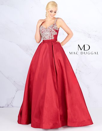 Ballgowns by Mac Duggal Style #66532H