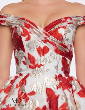 Ballgowns by Mac Duggal Style #66588H