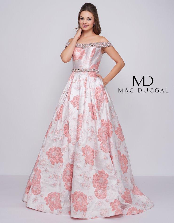 Ballgowns by Mac Duggal Style #66710H