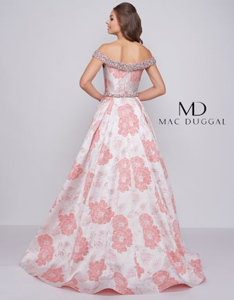 Ballgowns by Mac Duggal 66710H