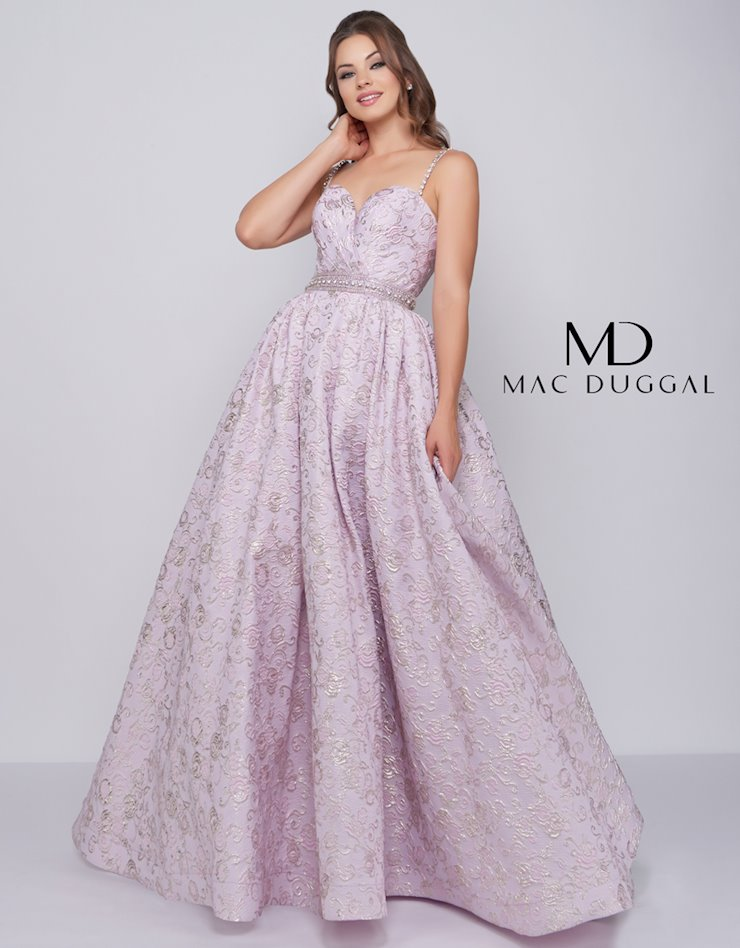 Ballgowns by Mac Duggal 66715H