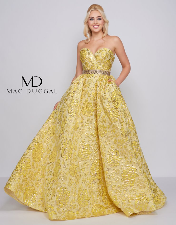 Ballgowns by Mac Duggal 66719H