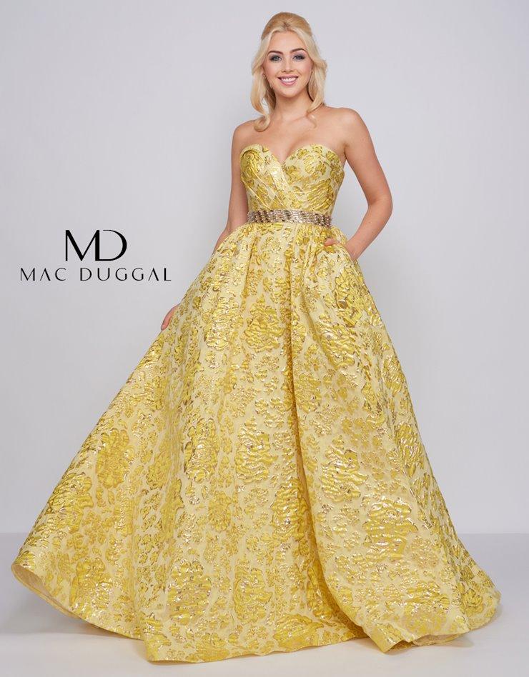 Ballgowns by Mac Duggal Style #66719H