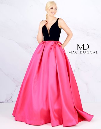 Ballgowns by Mac Duggal 66720H