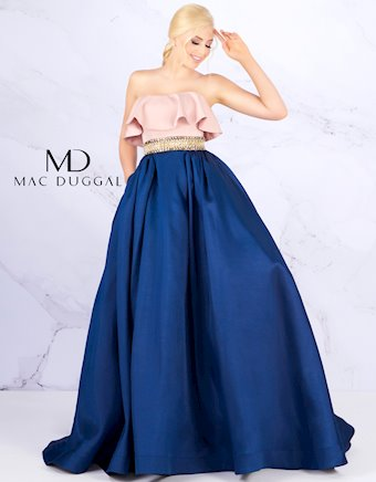 Ballgowns by Mac Duggal 66722H