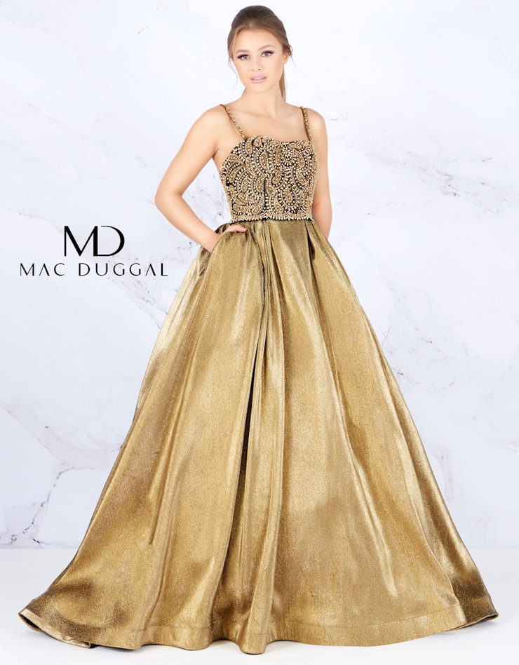 Ballgowns by Mac Duggal 66743H