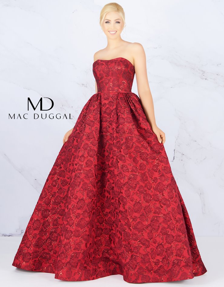 Ballgowns by Mac Duggal 66745H