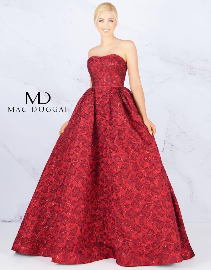 Ballgowns by Mac Duggal Style #66745H