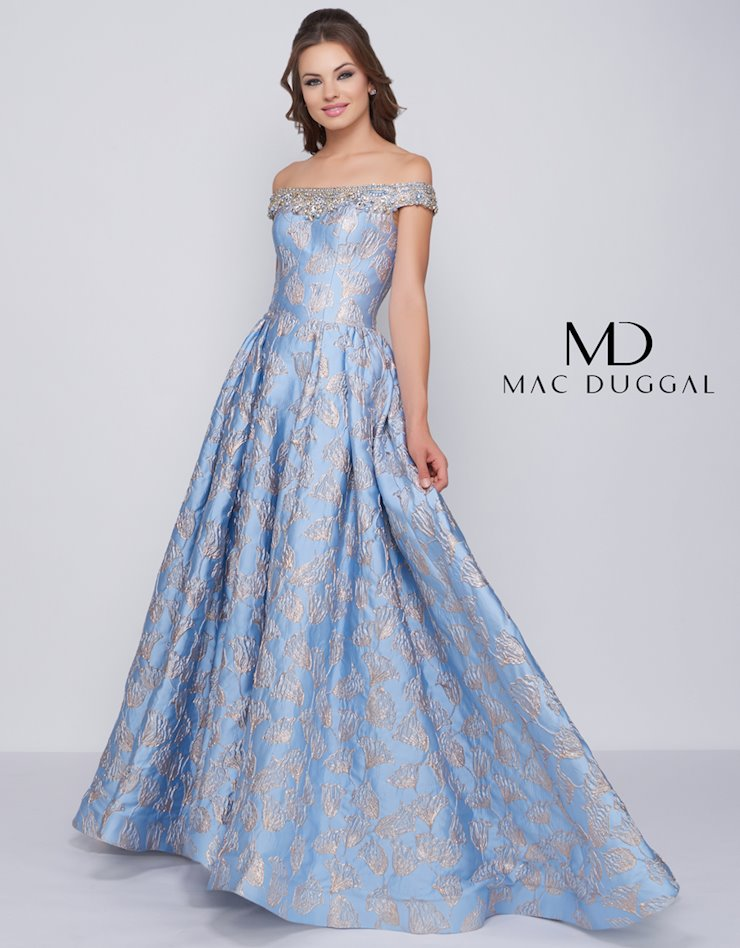 Ballgowns by Mac Duggal 66782H