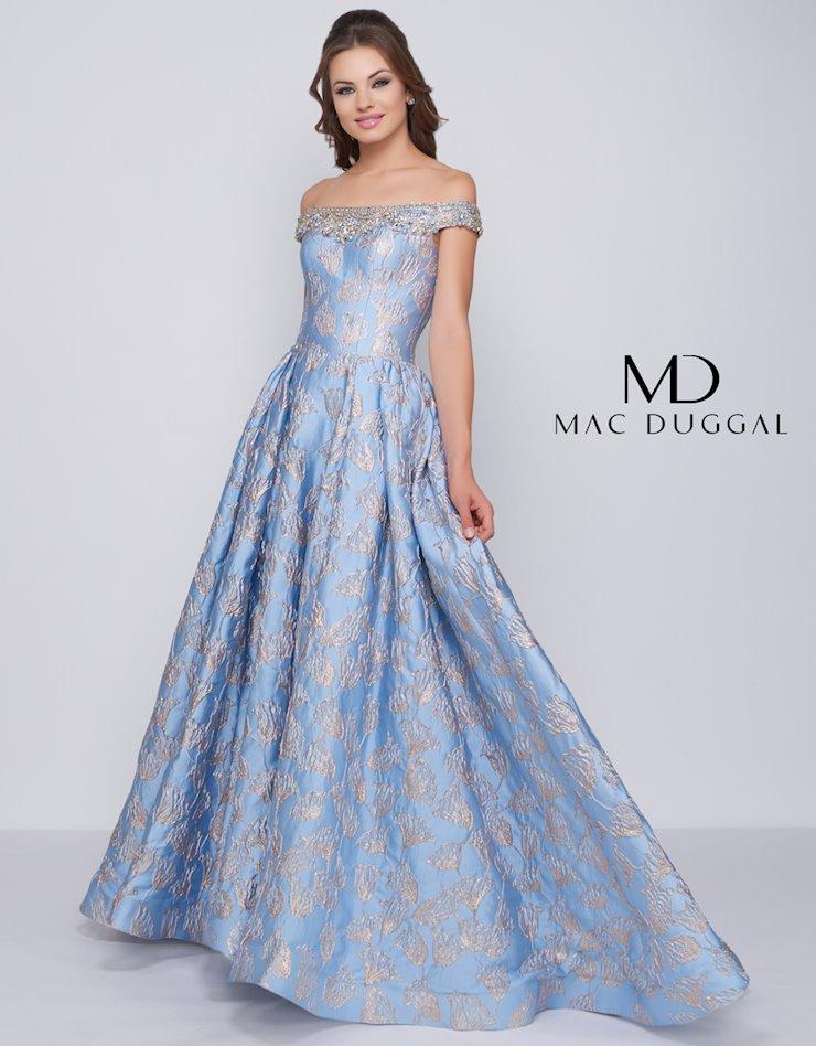 Ballgowns by Mac Duggal Style #66782H