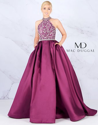 Ballgowns by Mac Duggal Style #67658H