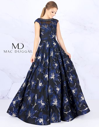 Ballgowns by Mac Duggal 67669H