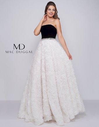 Ballgowns by Mac Duggal 67684H