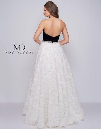 Ballgowns by Mac Duggal Style #67684H