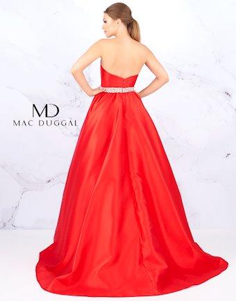 Ballgowns by Mac Duggal Style #67685H