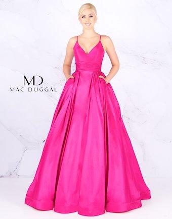 Ballgowns by Mac Duggal Style #67691H