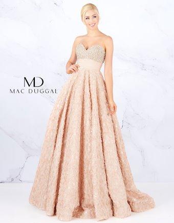 Ballgowns by Mac Duggal Style #67695H