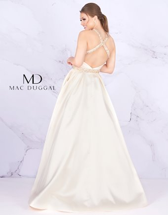 Ballgowns by Mac Duggal 77498H