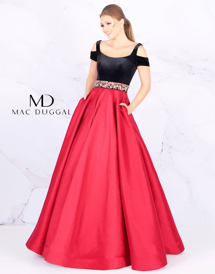 Ballgowns by Mac Duggal 77506H