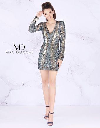 Mac Duggal Style #4752N