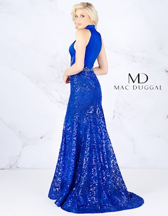 Cassandra Stone by Mac Duggal Style #12137A