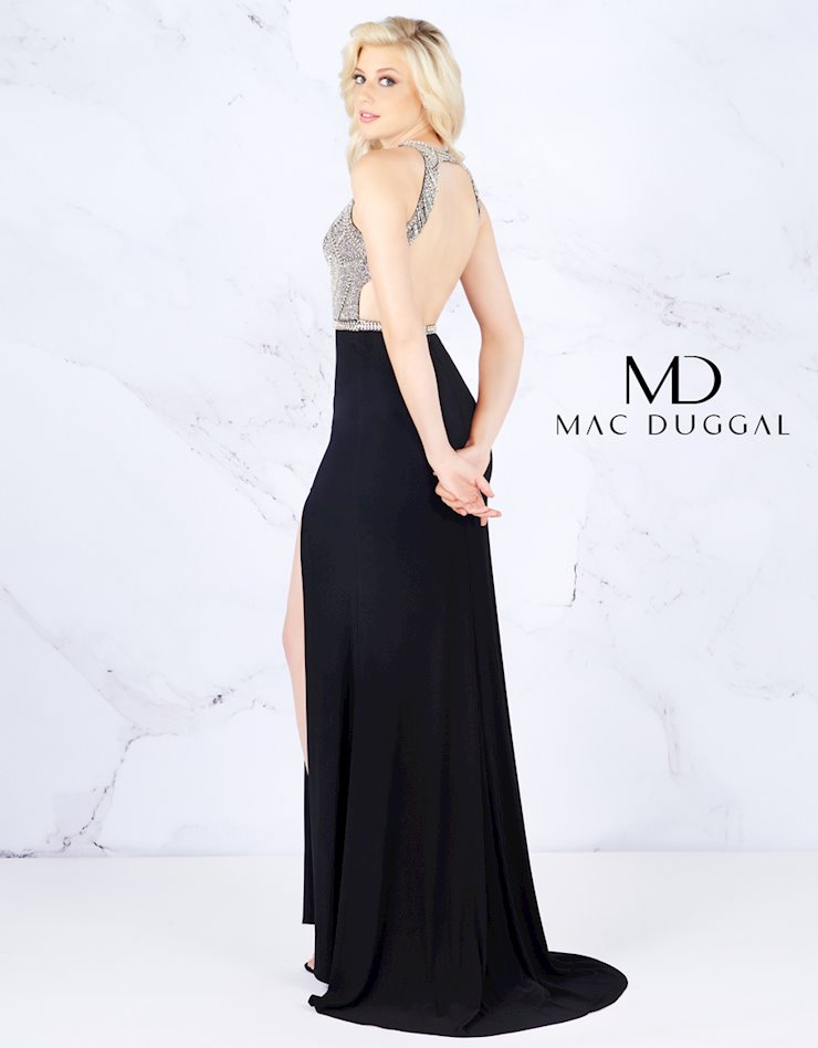 Cassandra Stone by Mac Duggal Style #12139A