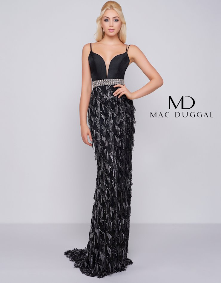 Cassandra Stone by Mac Duggal 2092A Image